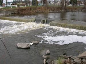 RRTI Dam Removal Hustisford canning dam 2011 -2 (Custom)