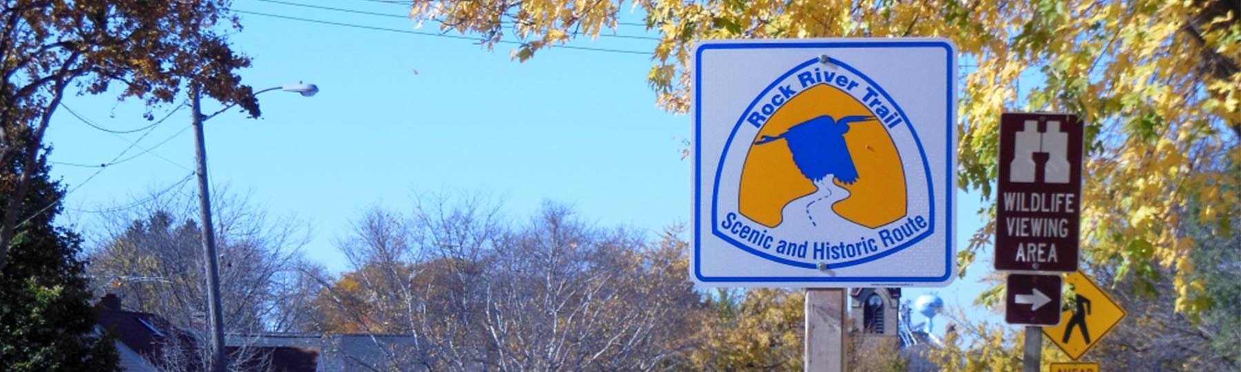 Rock River Trail Scenic and Historic Route Wisconsin Illinois
