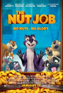 """""""The Nut Job"""" Movies at the Marsh @ Friends of Horicon Marsh Education and Visitor Center 
