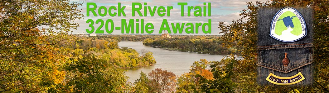 rock river trail 320 mile award paddle drive 2