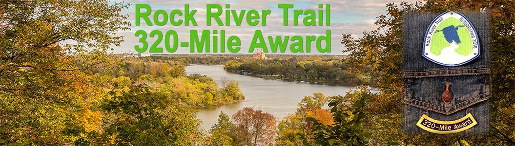 rock river trail 320 mile award paddle drive 2