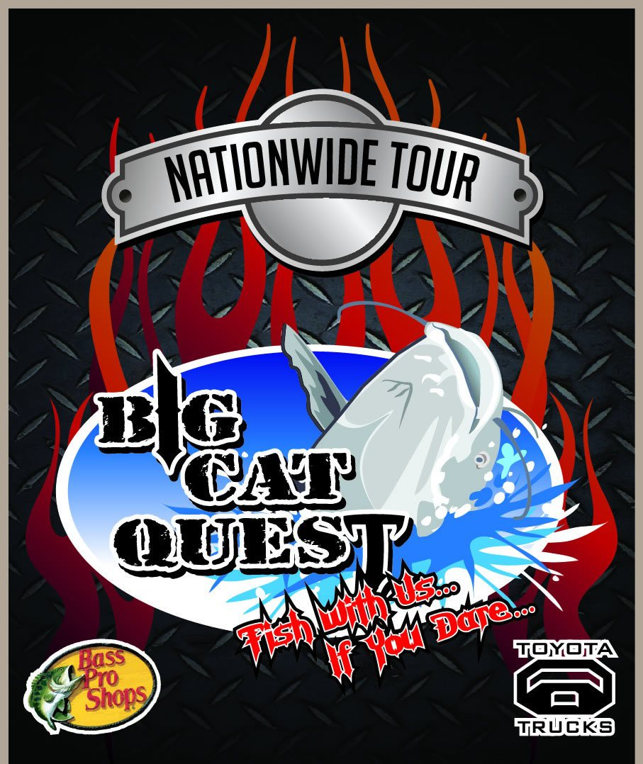 Big Cat Quest Fishing Tournament @ Rock Falls, IL